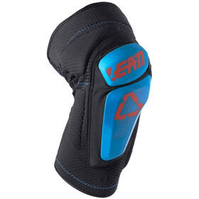 Leatt 3DF 6.0 Knee Guards fuel/black